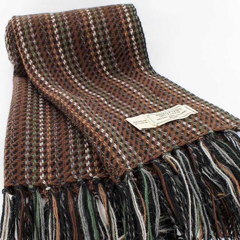 Read more about the article Alpaca Scarf A34
