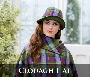 Mucros Weavers Clodagh Hat