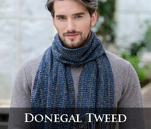 Donegal Tweed Scarves