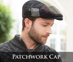 Mucros Weavers Patchwork Cap