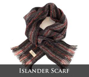 Mucros Weavers Islander scarf