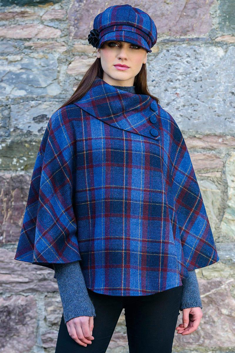 Mucros Weavers Poncho 972