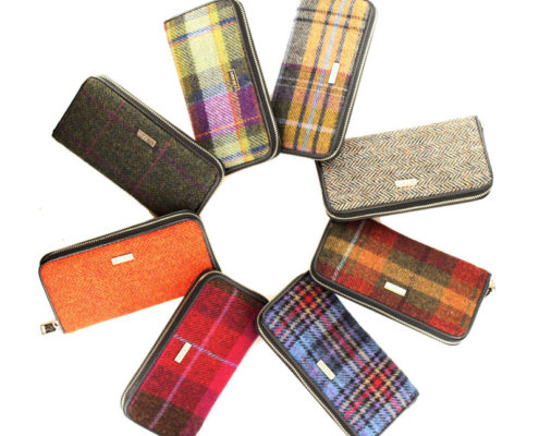 Mucros Weavers wallets