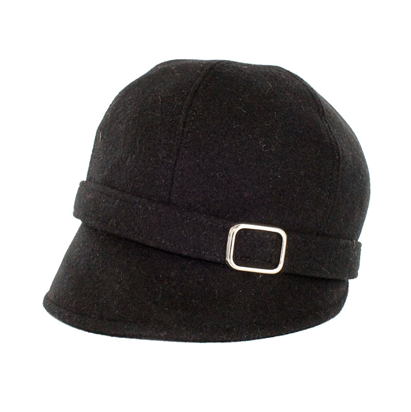 Mucros Weavers flapper hat black