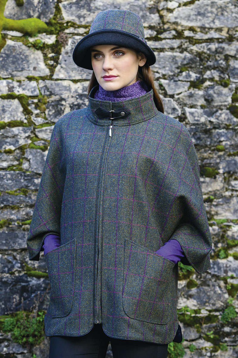 Mucros Weavers Dunloe Jacket 150