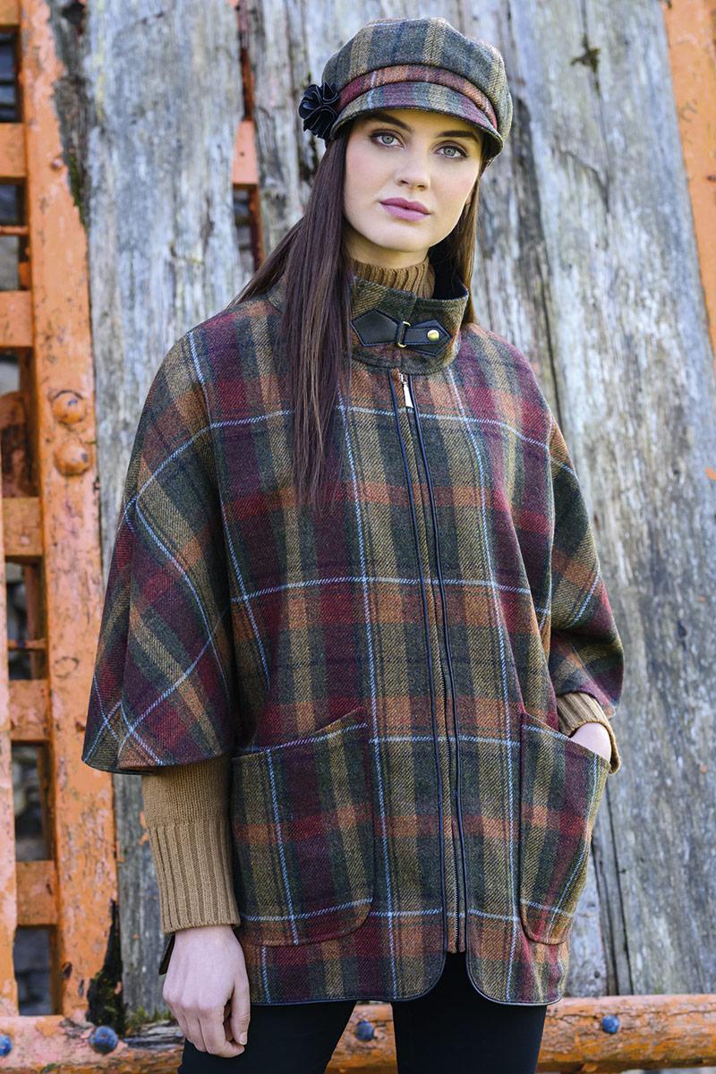Mucros Weavers Dunloe Jacket 321