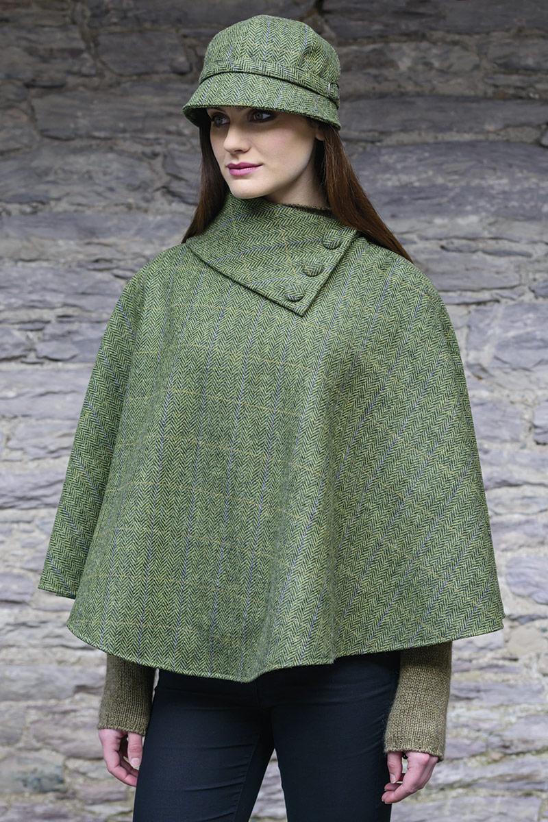 Mucros Weavers Poncho 51