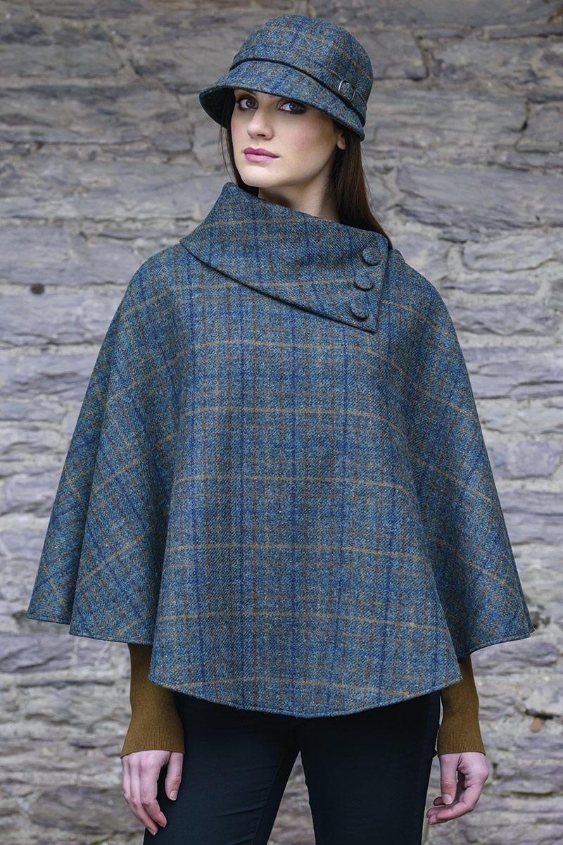 Mucros Weavers Poncho 782