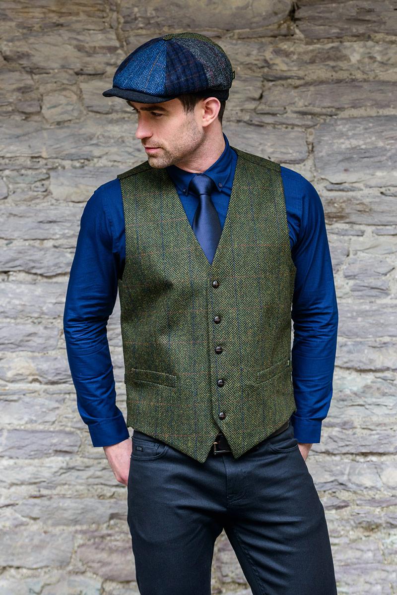 Mucros Weavers waistcoat 27