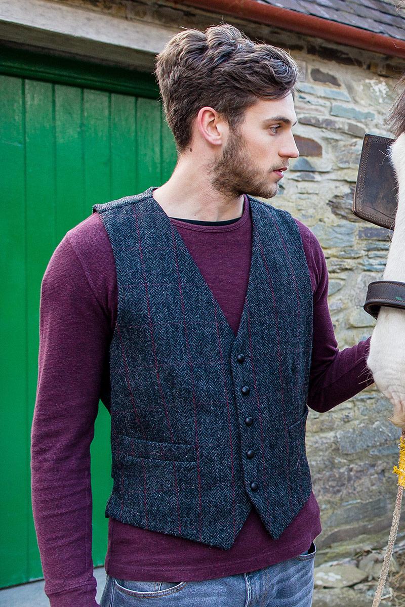 Mucros Weavers waistcoat 31