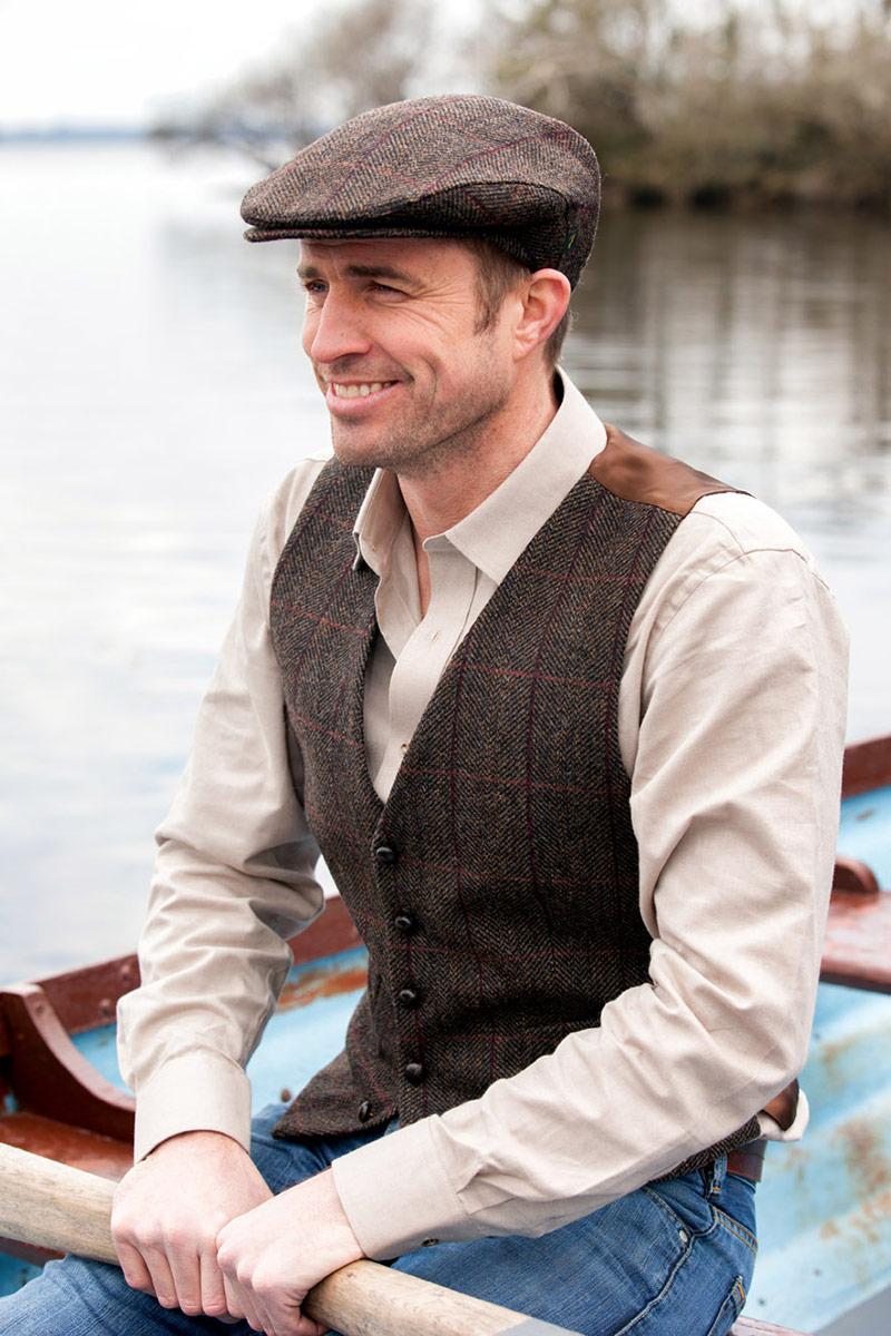 Mucros Weavers waistcoat 335-1