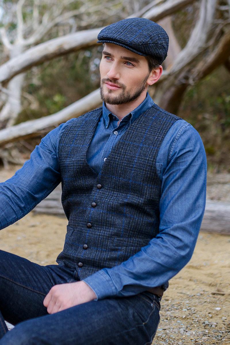 Mucros Weavers waistcoat 434-1