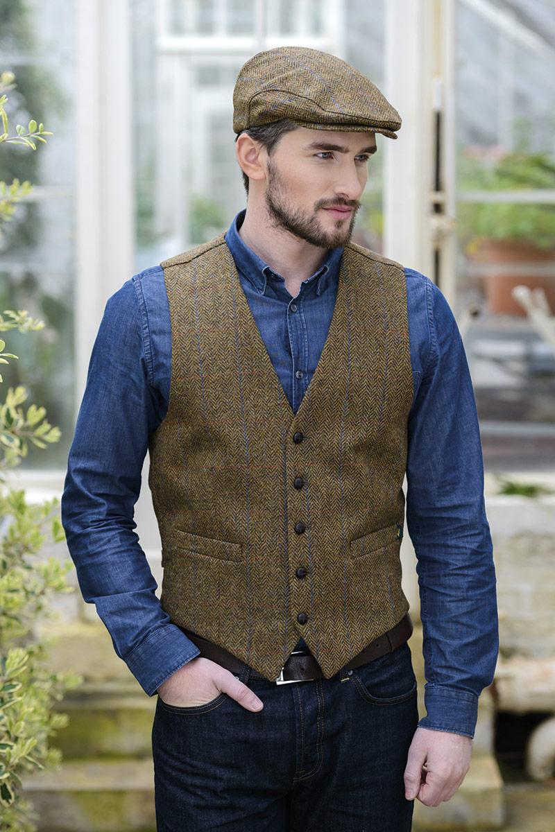 Mucros Weavers waistcoat 92