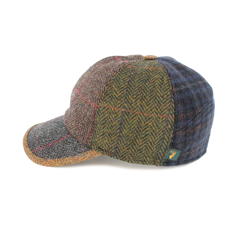 Mucros Weavers baseball patch cap