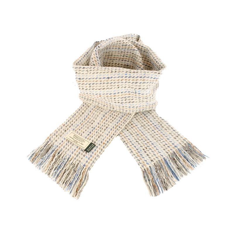 Mucros Weavers donegal tweed scarf DT69