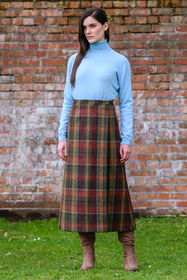Mucros Weavers Skirt 321