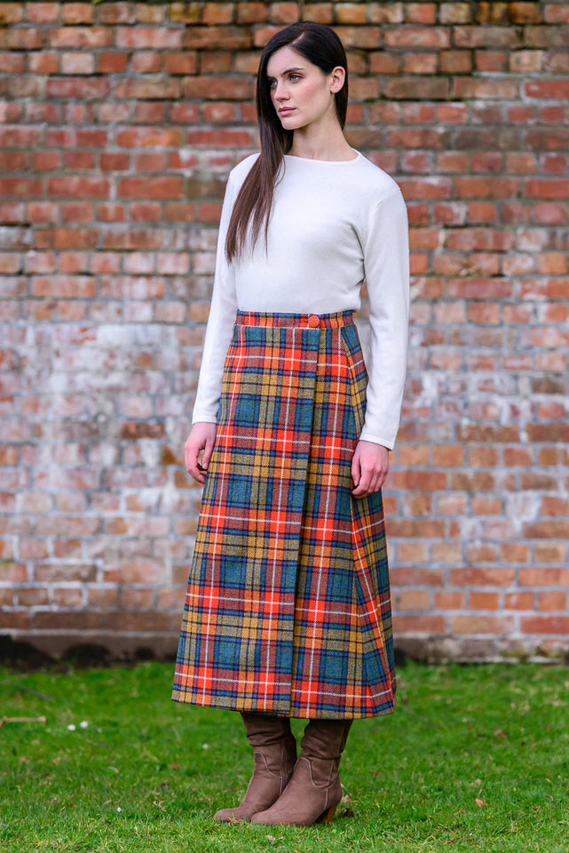 Mucros Weavers Skirt 60