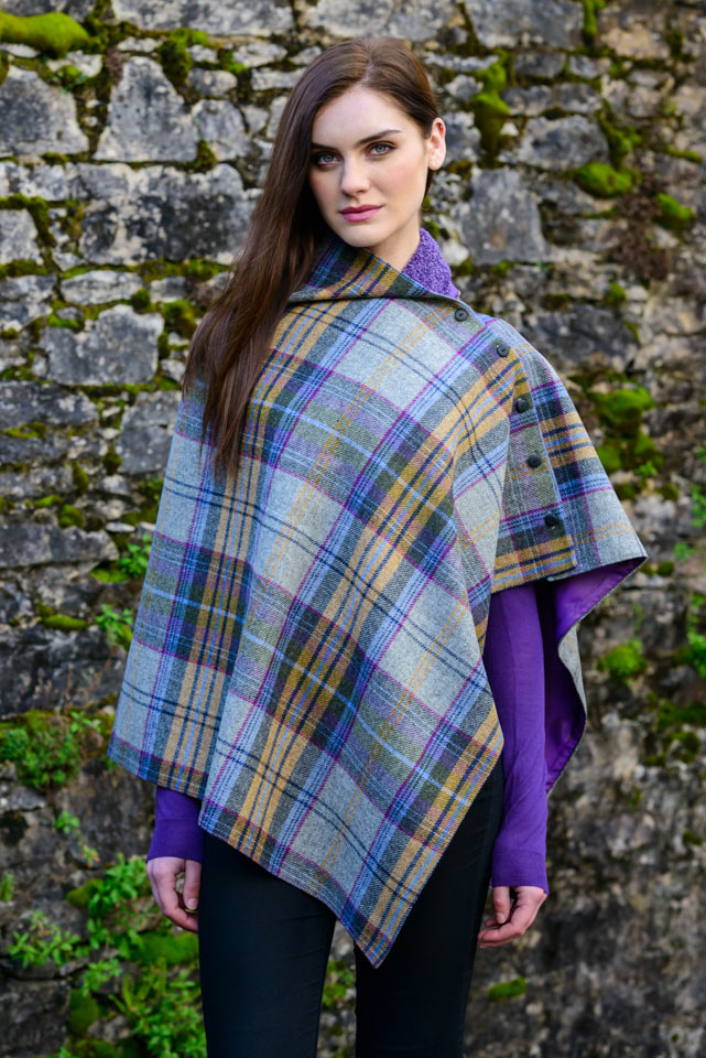 Mucros Weavers Wrap 203
