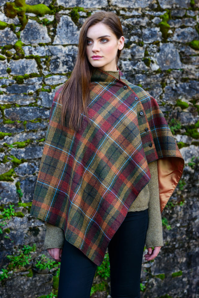 Mucros Weavers Wrap 321