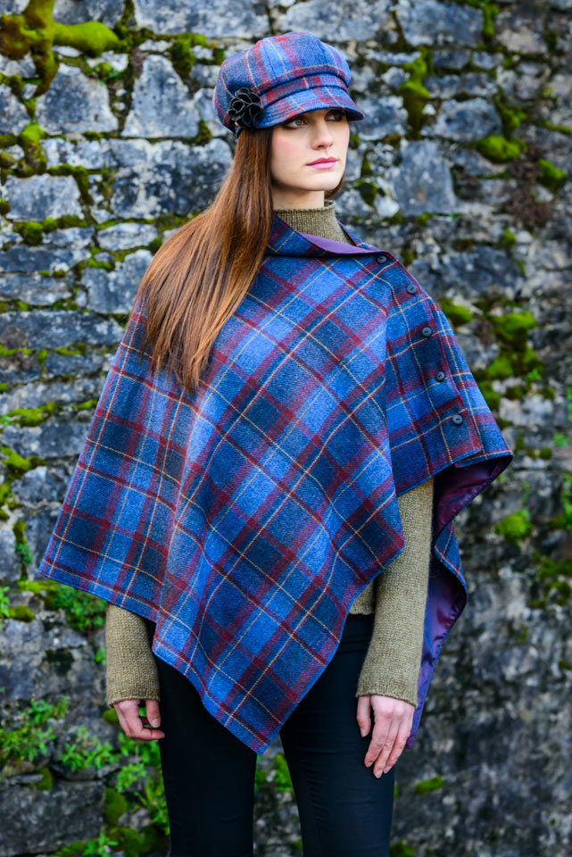 Newsboy and Mucros Weavers Wrap 972