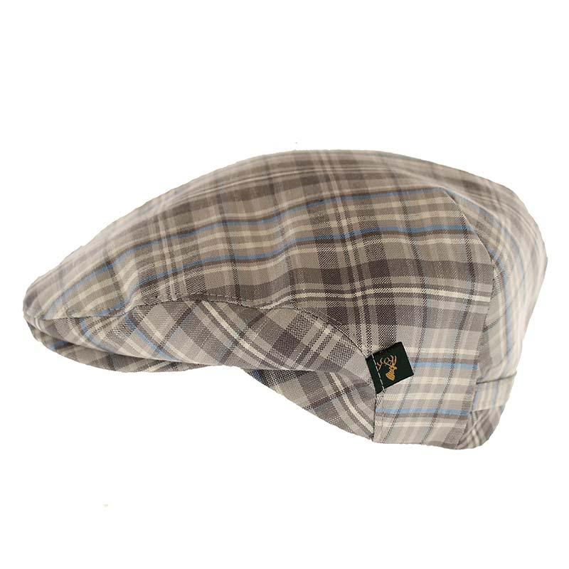 Mucros Weavers linen cap 1