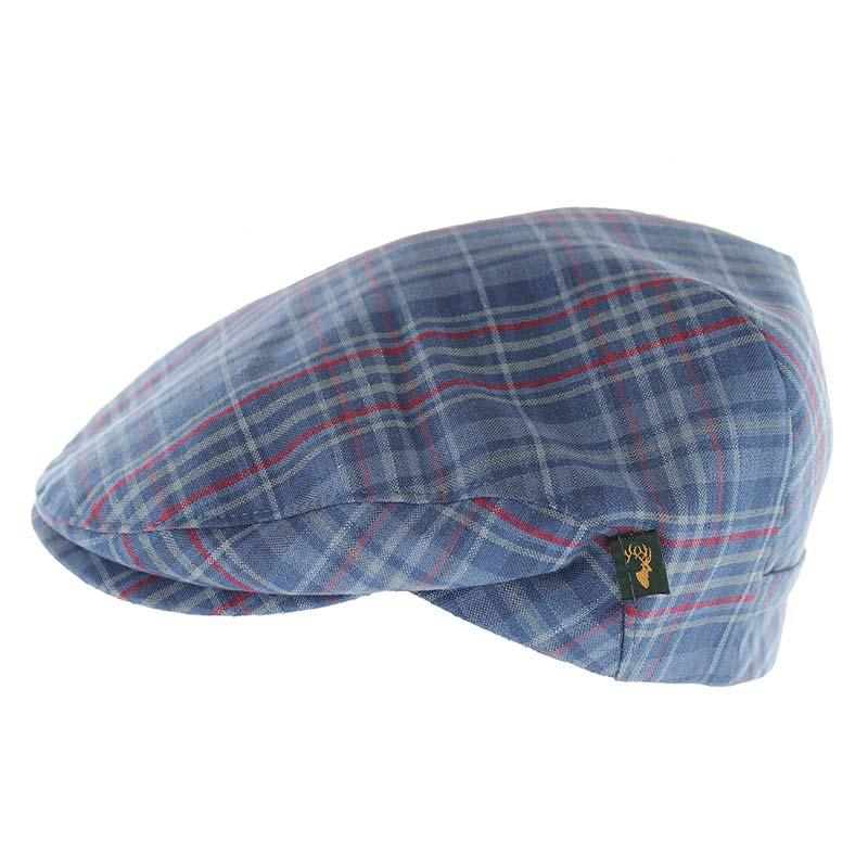 Mucros Weavers linen cap 7