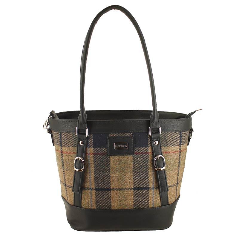 Mucros Weavers Kelly Bag 832